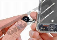 CRCBOND手机HOME键粘结UV胶