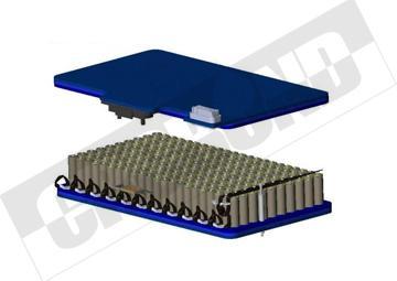 CRCBOND锂电池PACK组合封装UV胶 2