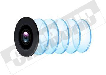 CRCBOND激光投影儀鏡頭封裝UV膠 3