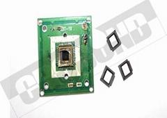 CRCBOND视频传感器封装UV胶