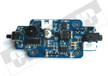 CRCBOND電子元件八防膠UV膠 2