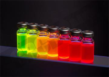 CRCBOND量子点液体增亮混合UV胶 2