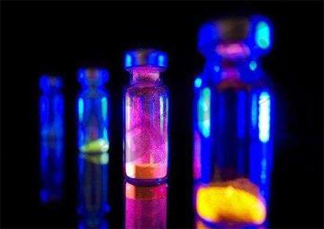 CRCBOND量子点液体增亮混合UV胶 3