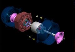 微電子,微型馬達,微型喇叭絕緣固定用UV膠