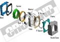CRCBOND VCM音圈马达封装UV胶