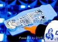 FPC软排线生产、补强,跳线固定用UV胶粘剂