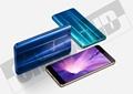 CRCBOND手机后盖复合材料加硬UV胶 2