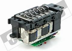 CRCBOND針織電腦橫機選針器UV膠