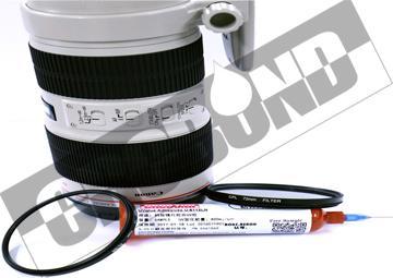 CRCBOND光學鏡頭粘結UV膠 3