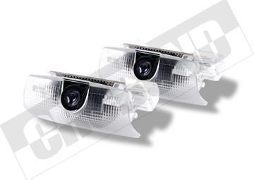 CRCBOND LED汽车迎宾灯防水UV胶