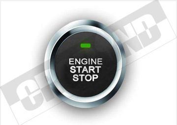 汽车一键启动装置粘结UV胶 1