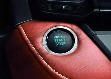 汽车一键启动装置粘结UV胶 3