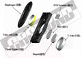 CRCBOND耳机喇叭扬声器受话器声学UV胶