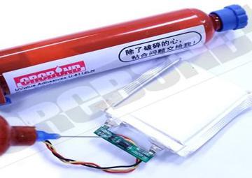 CRCBOND电子UV胶 2