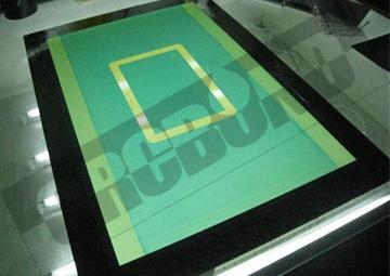CRCBOND耐高温高压视窗玻璃粘接UV胶 3