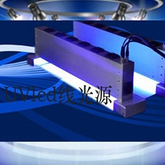 UVled line cure lamp
