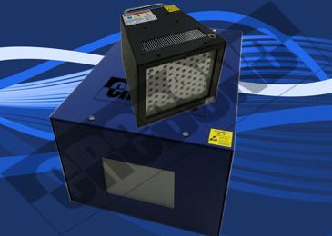 UVled面光源的非标定制款(适合UV涂料UV胶水UV油墨固化) 1
