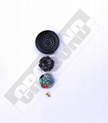 CRCBOND微型揚聲器焊點保護UV膠