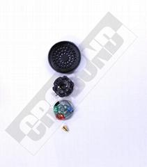 CRCBOND微型扬声器焊点保护UV胶
