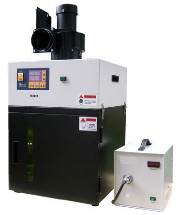600閘門式UV烘箱適用於各種UV油墨,UV接着劑 1