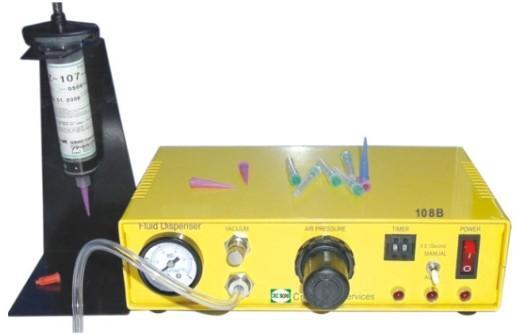 108B微電腦控制精密定時定量型點膠機 1