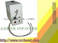 点光源UV紫外光固化机器