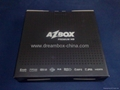Azbox premium hd satellite receiver receptor set top box with dvb-c/dvb-t.wifi