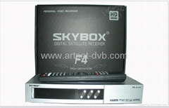 SKYBOX F4 SKY BOX F4 hd with GPRS ASTRO TV RECEIVER FOR MALAYSIA