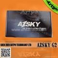 Africa Azsky G2 settopbox DVB-S+GPRS=azsky G1+FTA Dongle Satelliter receiver