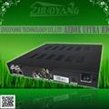 newest DVB S2 original Az America S922 Twin Tuner nagra3 IKS&SKS stable se