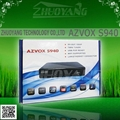 Azvox S940 azbox bravissimo twin reciever