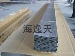 bendable aluminium bar