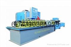 production line for aluminium bar