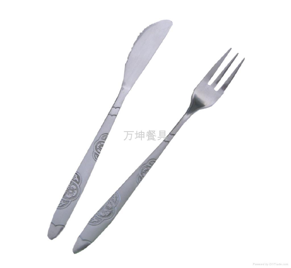 新款月饼刀叉 2
