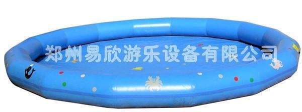 大中小型充氣水池易欣供應 1
