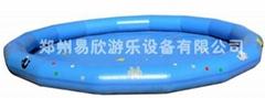 大中小型充氣水池易欣供應