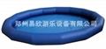 大中小型充氣水池易欣供應 3