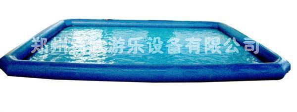 大中小型充氣水池易欣供應 4