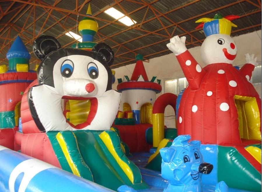 迪士尼大型充氣玩具 3