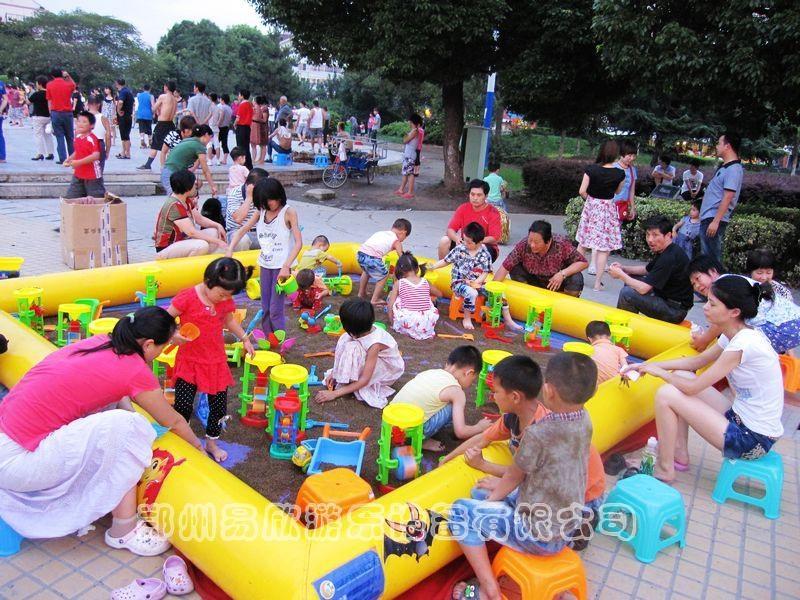 儿童沙灘池 1