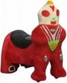 电动毛绒玩具车 3