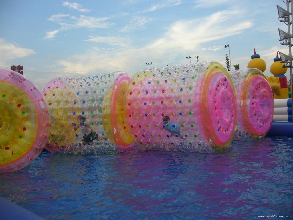 水上滚筒球 5