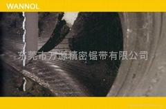 碳化合金砂帶鋸條