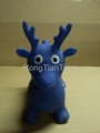 Inflatbale jumping horse 4