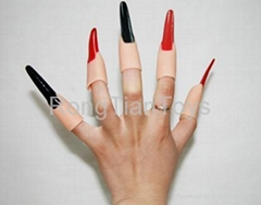 滴血断手指