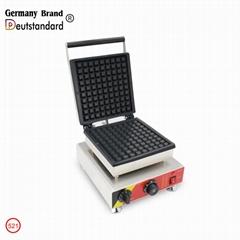 新款格子华夫机机械温控华夫饼机器