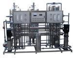 3噸雙級純淨水廠全套生產設備