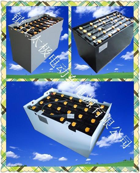 福建杭州 合力叉车电池组 2