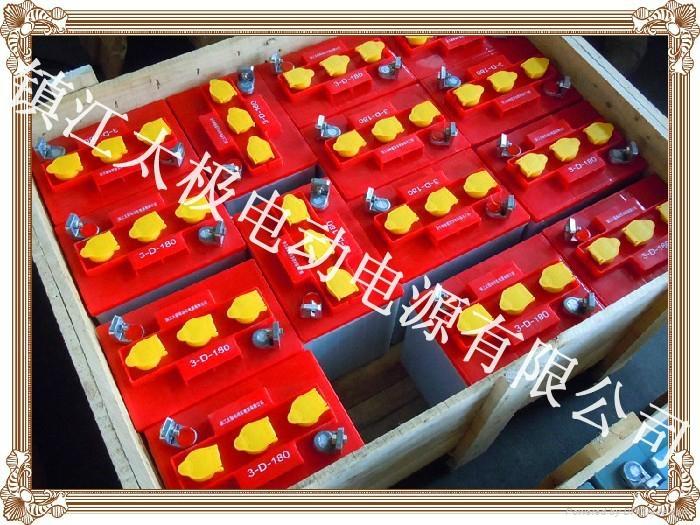 福建杭州 合力叉车电池组 3