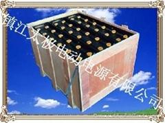 福州杭州叉车电瓶组